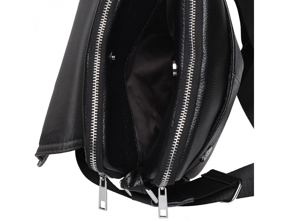 Мужская сумка через плечо на три отделения TIDING BAG M38-3508A - Фото № 10