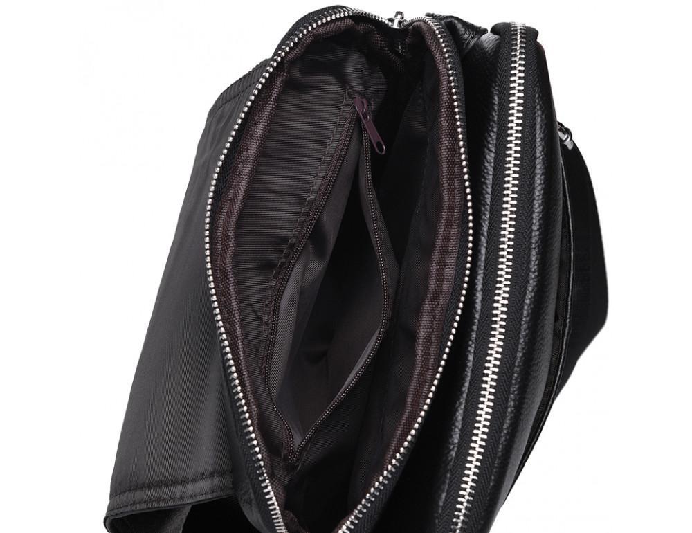Мужская сумка через плечо на три отделения TIDING BAG M38-3508A - Фото № 11