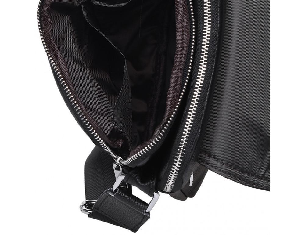 Мужская сумка через плечо на три отделения TIDING BAG M38-3508A - Фото № 12