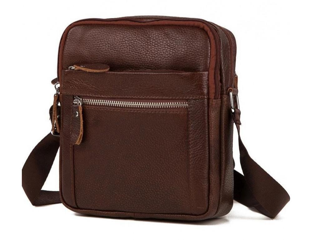Чоловіча сумка-месенджер зі шкіри TIDING BAG M38-3922C