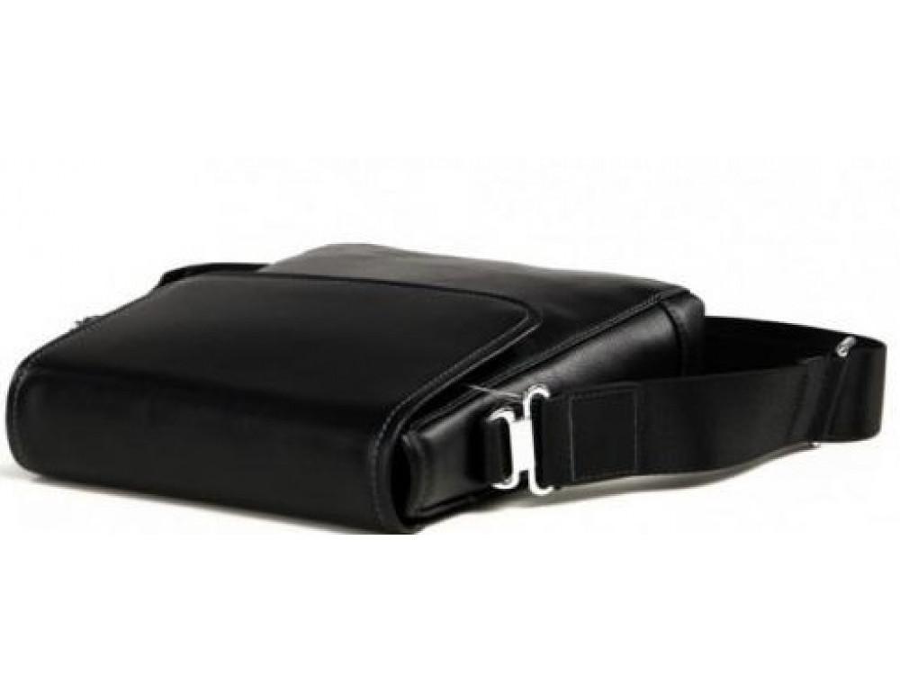 Сумка через плечо Tiding Bag M685-1A черная - Фото № 4