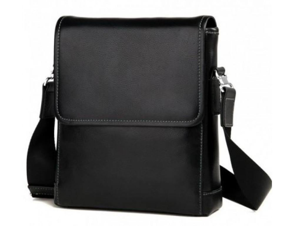 Сумка через плечо Tiding Bag M685-1A черная - Фото № 6