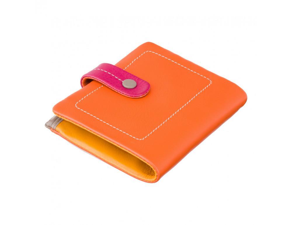 Оранжевый женский кошелёк маленького размера Visconti M77 ORG M Mojito (Orange Multi) - Фото № 1