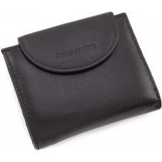 Чёрный маленький кошелёк женский Marco Coverna MC-2036-1 black