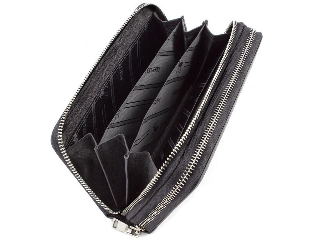 Мужской кожаный клатч Marco Coverna MC801-1 - Фото № 6