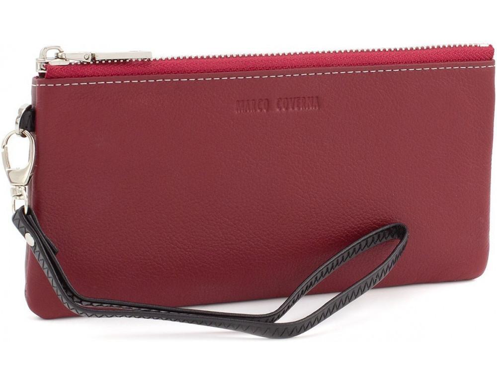 Горизонтальный женский кожаный кошелёк Marco Coverna MC88806-4