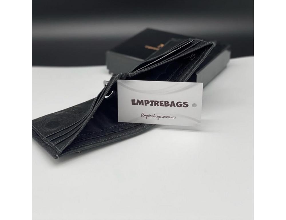 Мужской кожаный кошелёк с зажимом для денег MD Leather md23-555 - Фото № 3