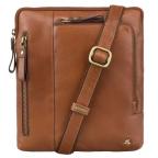 Светло-коричневая сумка через плечо Visconti ML20 TAN Roy (tan) - Фото № 100