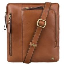 Светло-коричневая сумка через плечо Visconti ML20 TAN Roy (tan)