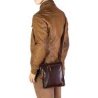 Светло-коричневая сумка через плечо Visconti ML20 TAN Roy (tan) - Фото № 101