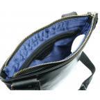 Чёрная сумка через плечо Visconti ML25 BLK Taylor (Black) - Фото № 104
