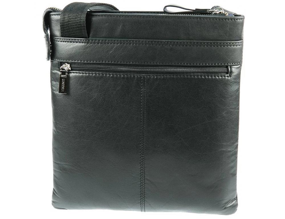 Чёрная сумка через плечо Visconti ML25 BLK Taylor (Black) - Фото № 9