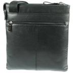 Чёрная сумка через плечо Visconti ML25 BLK Taylor (Black) - Фото № 108