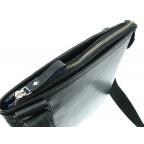 Чёрная сумка через плечо Visconti ML25 BLK Taylor (Black) - Фото № 109