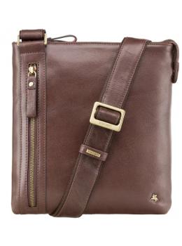 Коричнева сумка через плече Visconti ML25 BRN Taylor (brown)