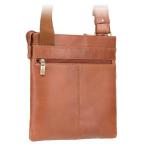 Коричневая сумка через плечо Visconti ML25 TAN Taylor (brown) - Фото № 101