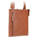Коричневая сумка через плечо Visconti ML25 TAN Taylor (brown) - Фото № 104
