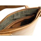 Коричневая сумка через плечо Visconti ML25 TAN Taylor (brown) - Фото № 105