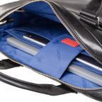 Чёрная сумка мужская Visconti ML34 BLK Victor - Фото № 106