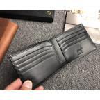 Чёрный кожаный портмоне Montblanc Meisters MO-20144 - Фото № 101