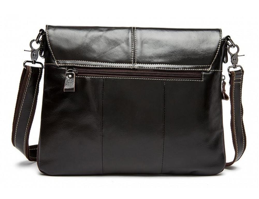 Мужская кожаная сумка через плечо Bexhill Bx8007C - Фото № 2