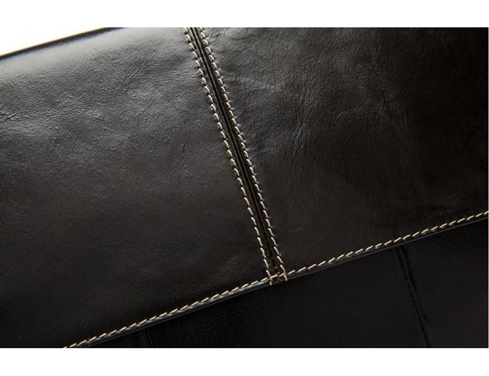 Мужская кожаная сумка через плечо Bexhill Bx8007C - Фото № 13