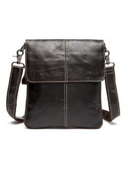 Мужская кожаная сумка через плечо Bexhill Bx8005C
