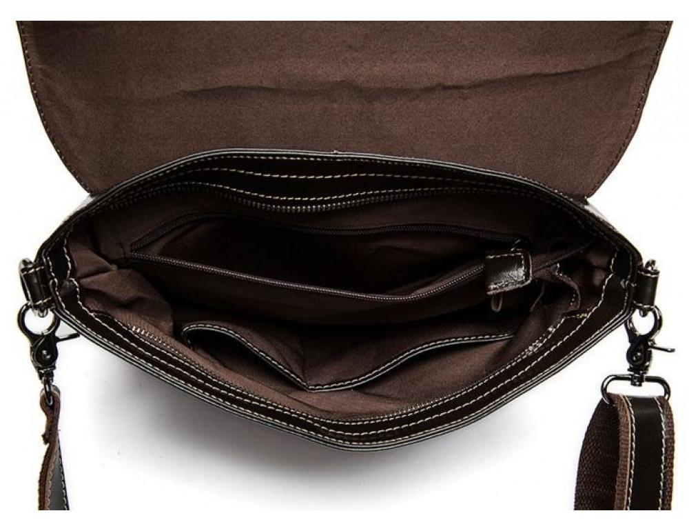 Чоловіча шкіряна сумка-месенджер Bexhill Bx8007A - Фотографія № 6