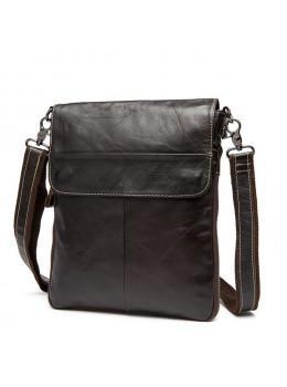 Чоловіча шкіряна сумка-месенджер Bexhill Bx8008C