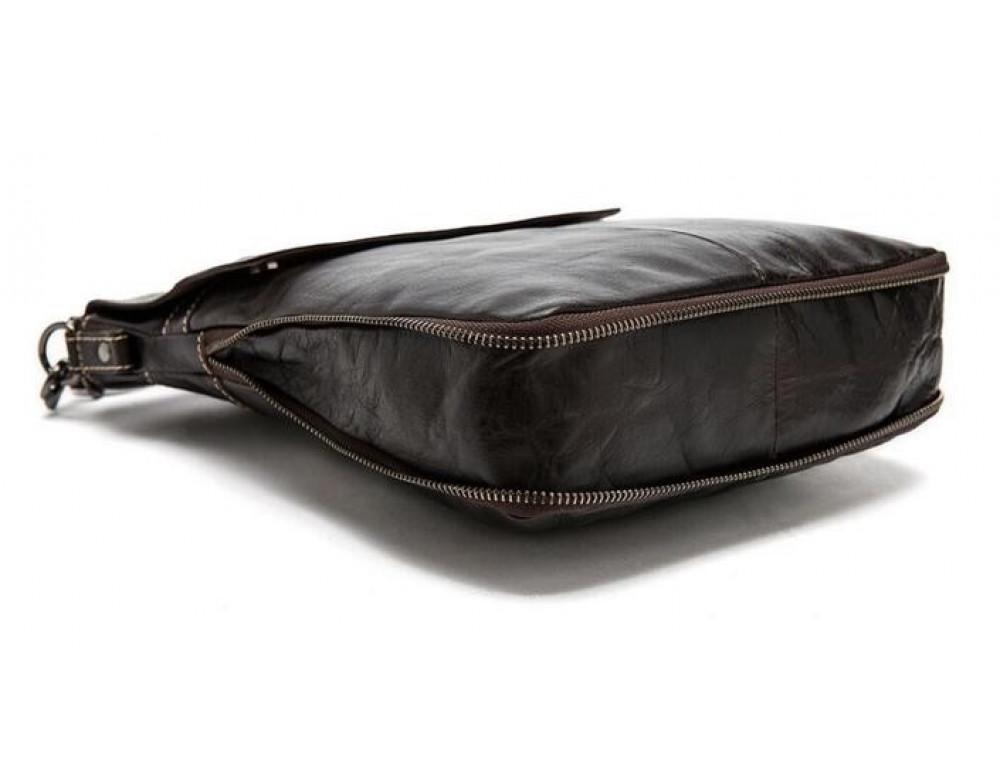 Мужская кожаная сумка-мессенджер Bexhill Bx8008C - Фото № 10