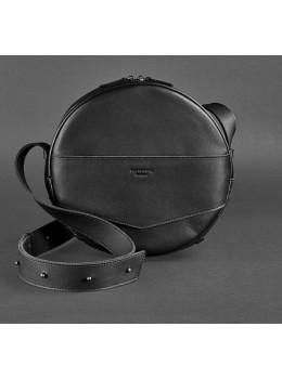Круглая сумка-рюкзак maxi blanknote BN-BAG-30-g графит