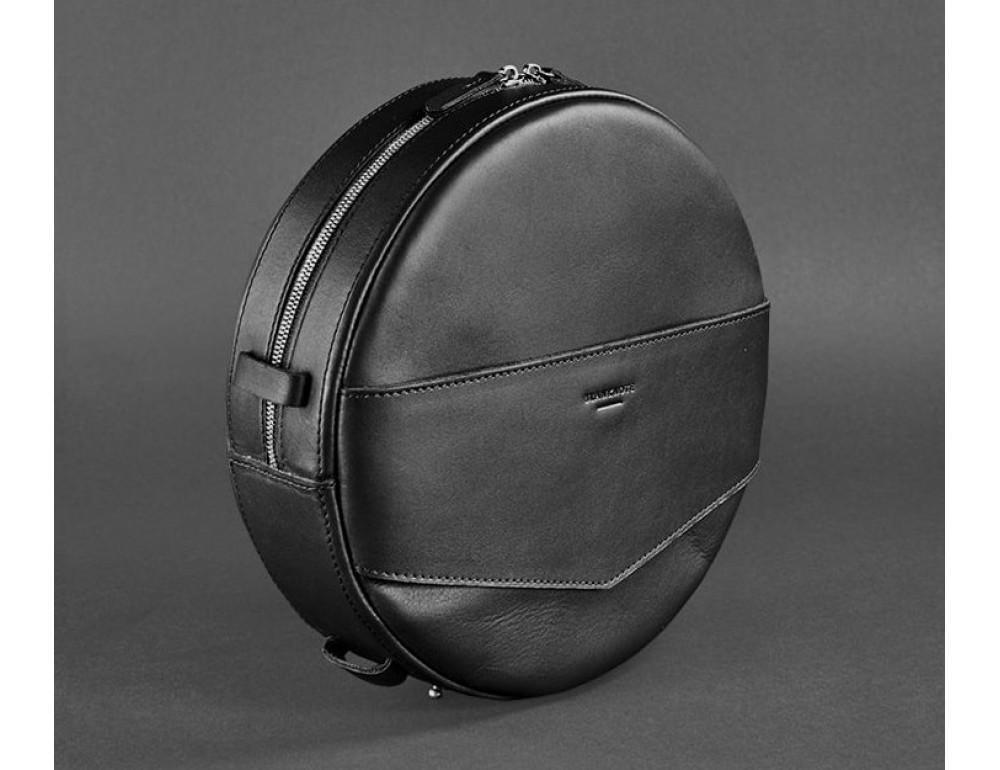 Круглая сумка-рюкзак maxi blanknote BN-BAG-30-g графит - Фото № 6