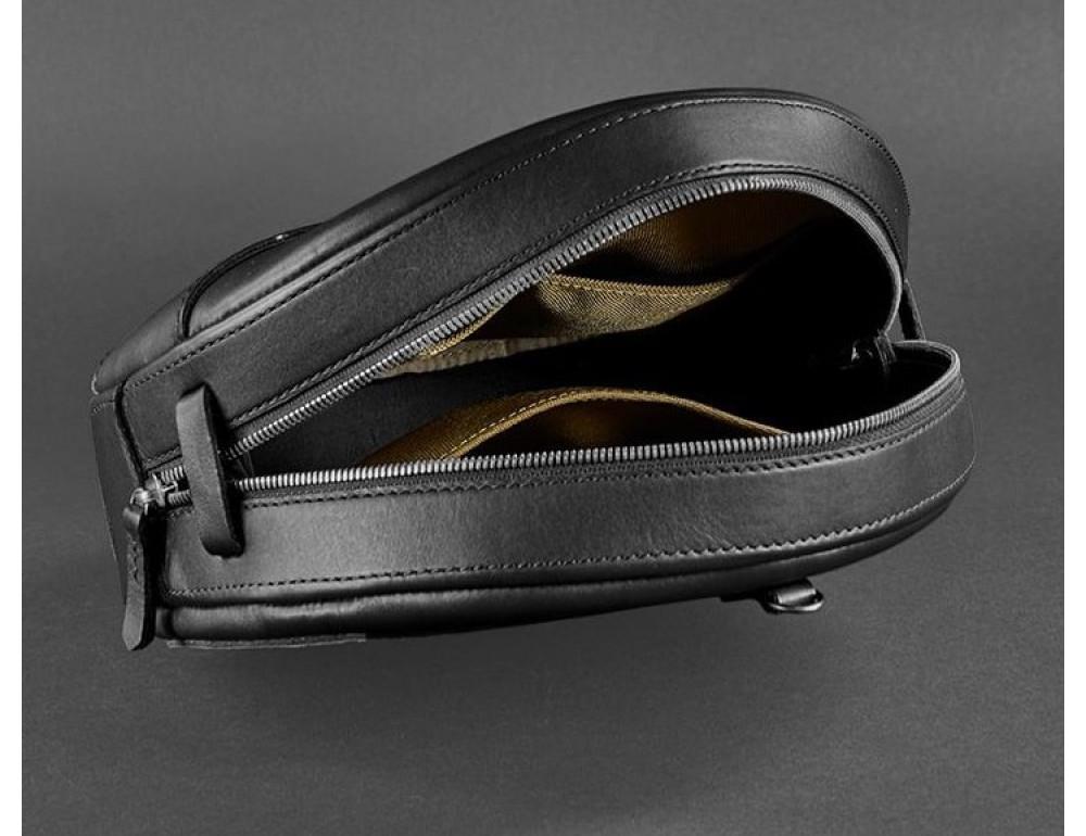 Круглая сумка-рюкзак maxi blanknote BN-BAG-30-g графит - Фото № 9