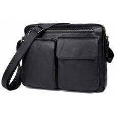 Мужская сумка планшет TIDING BAG 9812A чёрный