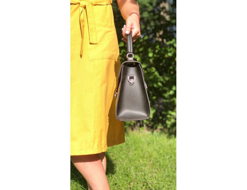 Ділова сумочка B. Elit 0865A чорна - Фотографія № 2