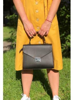 Ділова сумочка B. Elit 0865A чорна