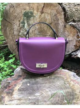 Женская сумка через плечо B. Elit 0914pu Фиолетовый