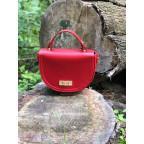 Женская сумка через плечо B. Elit 0914R красная - Фото № 100