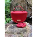 Женская сумка через плечо B. Elit 0914R красная - Фото № 102