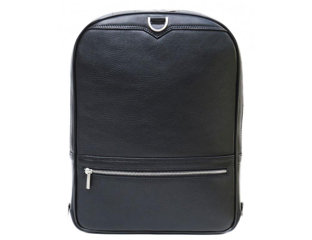 Кожаный рюкзак Black Diamond bd15a чёрный - Фото № 2