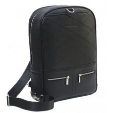 Шкіряний рюкзак Black Diamond bd15a чорний