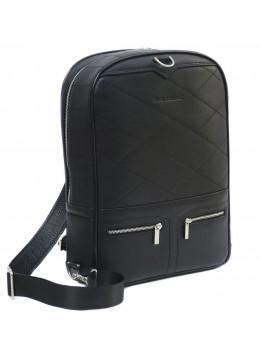 Кожаный рюкзак Black Diamond bd15a чёрный