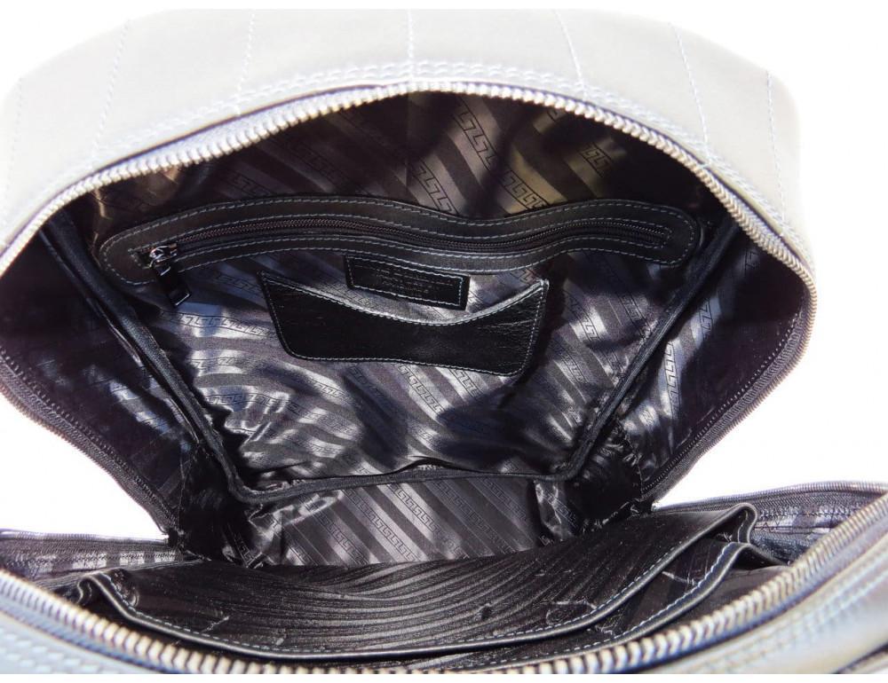 Кожаный рюкзак Black Diamond bd15a чёрный - Фото № 6