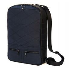 Шкіряний рюкзак Black Diamond bd15ad чорно-синій