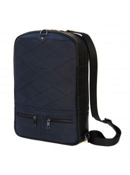 Кожаный рюкзак Black Diamond bd15ad черно-синий