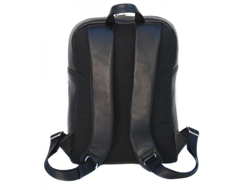 Кожаный рюкзак Black Diamond BD22A чёрный - Фото № 2