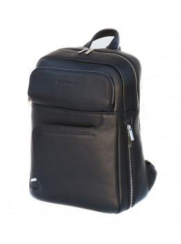 Кожаный рюкзак Black Diamond BD22A чёрный