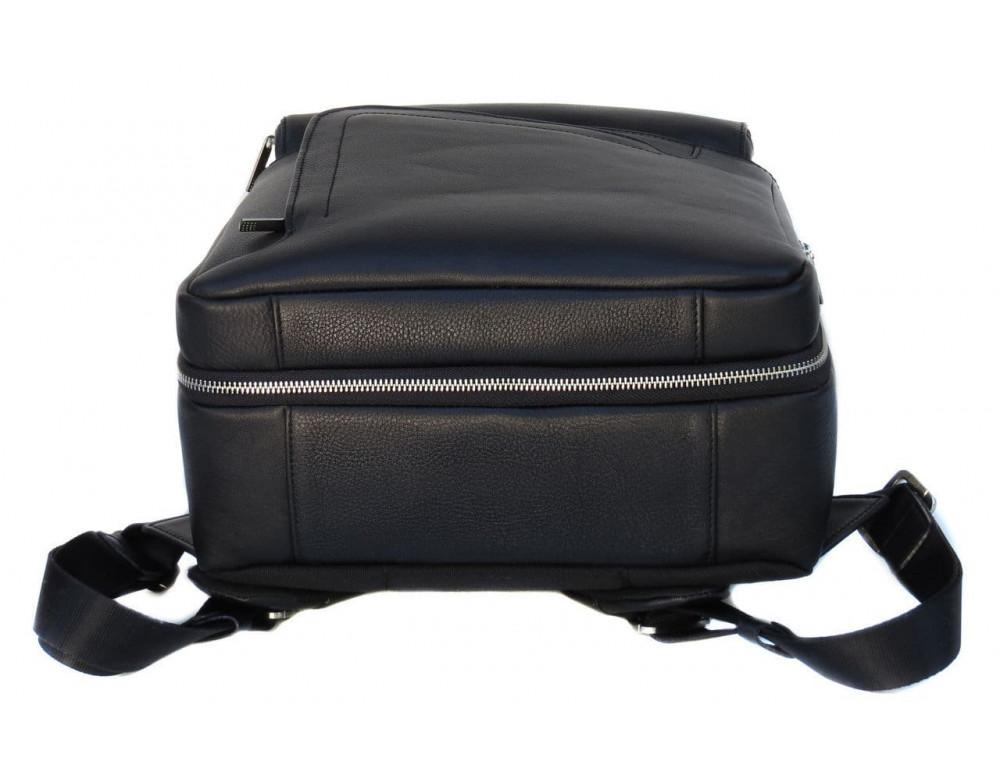 Кожаный рюкзак Black Diamond BD22A чёрный - Фото № 4