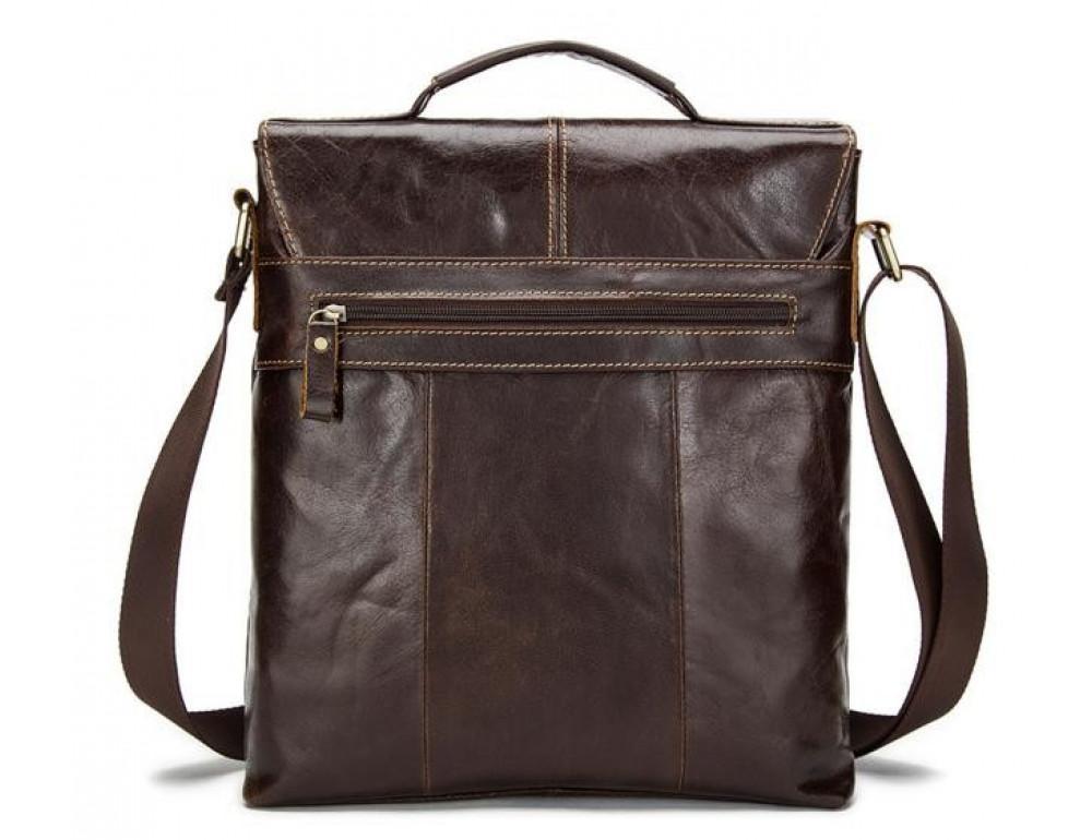 Мужская кожаная сумка-мессенджер Bexhill Bx1292C - Фото № 2