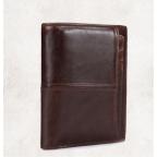 Мужской кожаный коричневый портмоне Bexhill bx0233C - Фото № 100